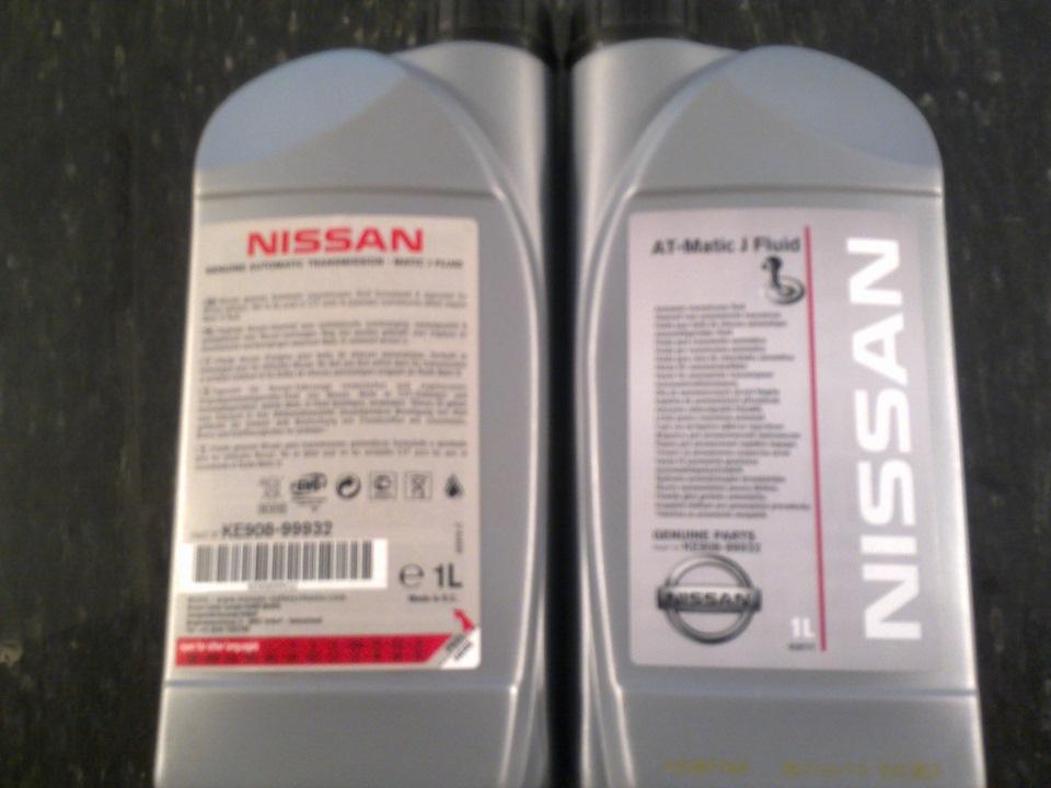 nissan navara проверка масла в акпп