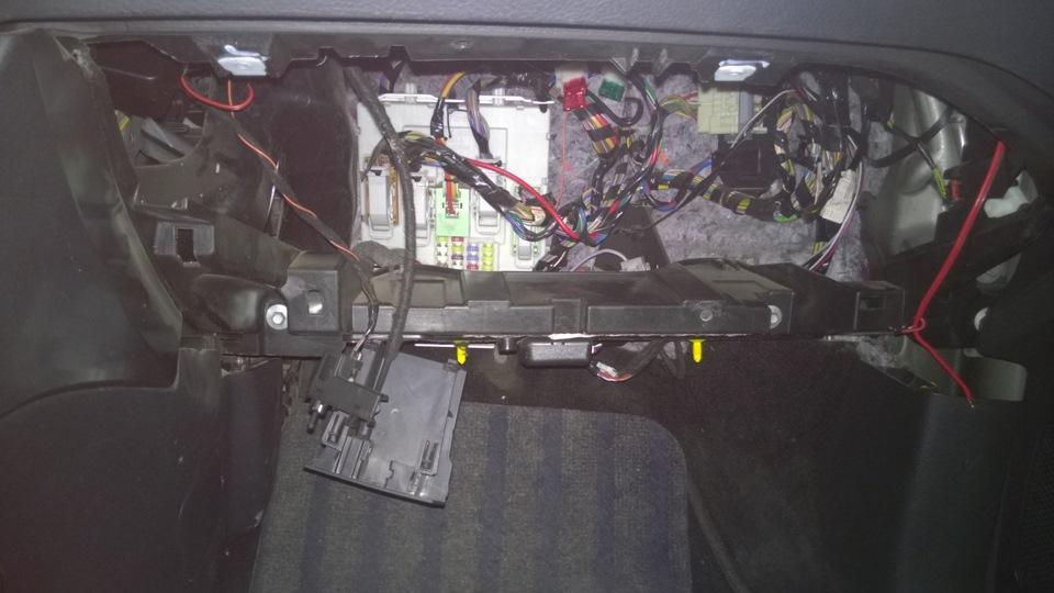 замыкание в прикуривателе ford