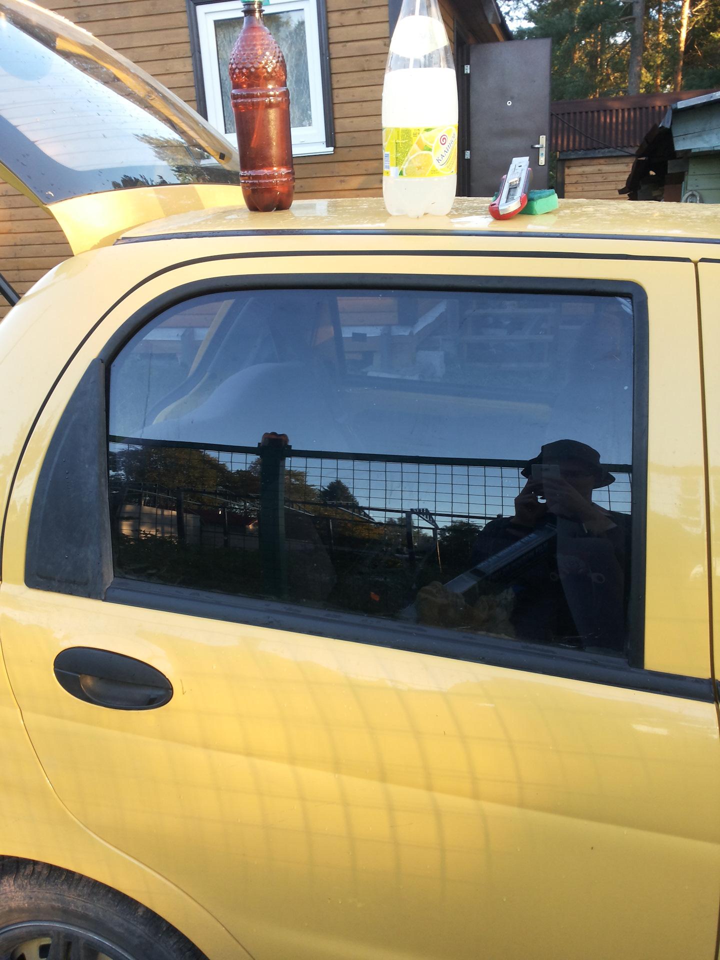 Тонировать машину своими руками фото 739