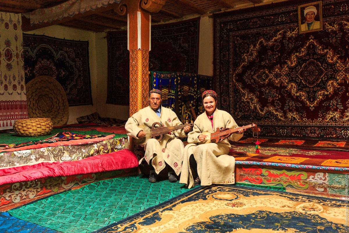 Картинки таджикские дома
