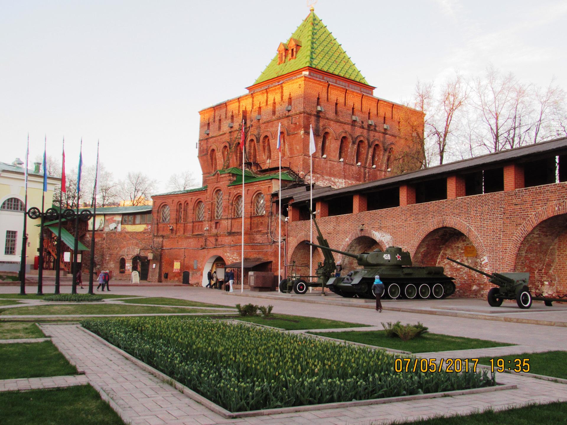 нижегородский кремль фото внутри организационной работы