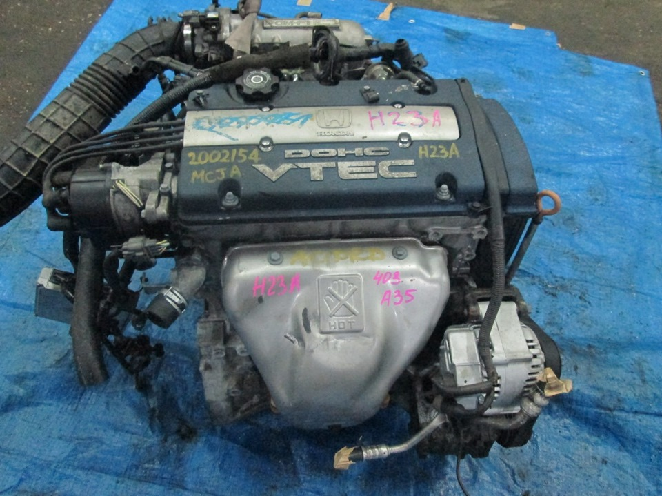 Двигатель H23A SIR, для Honda Accord, Honda Torneo.