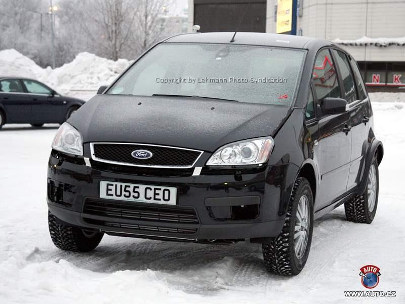 увеличение клиренса на ford s-max