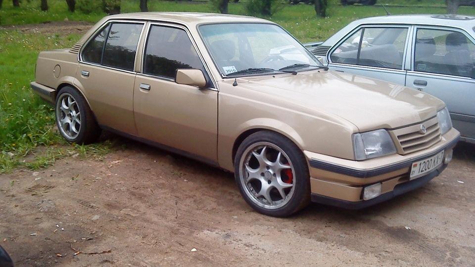 Opel Ascona C20LET