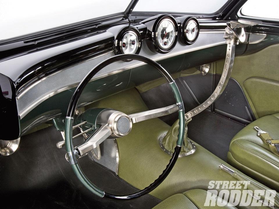 50 mercury coupe custom dash adrenaline capsules pinterest news archives hot rod network sciox Choice Image