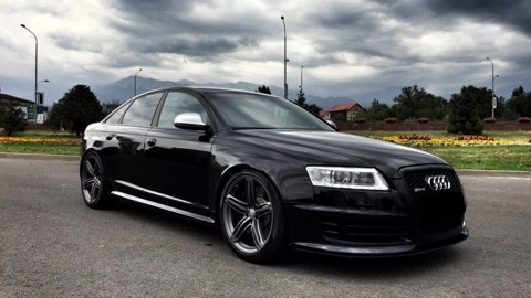 Audi RS6 (C6). Owners' reviews with photos — DRIVE2