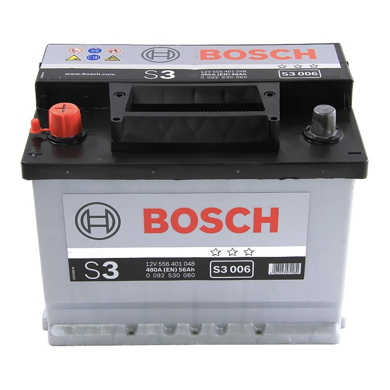 Аккумулятор bosch s3 инструкция