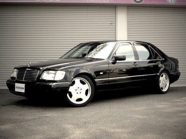 Mercedes benz w140 s600 7 0 amg drive2 for Mercedes benz s 600 amg