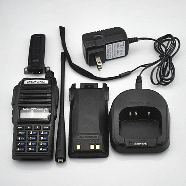 Радиостанция baofeng uv-82 инструкция на русском.