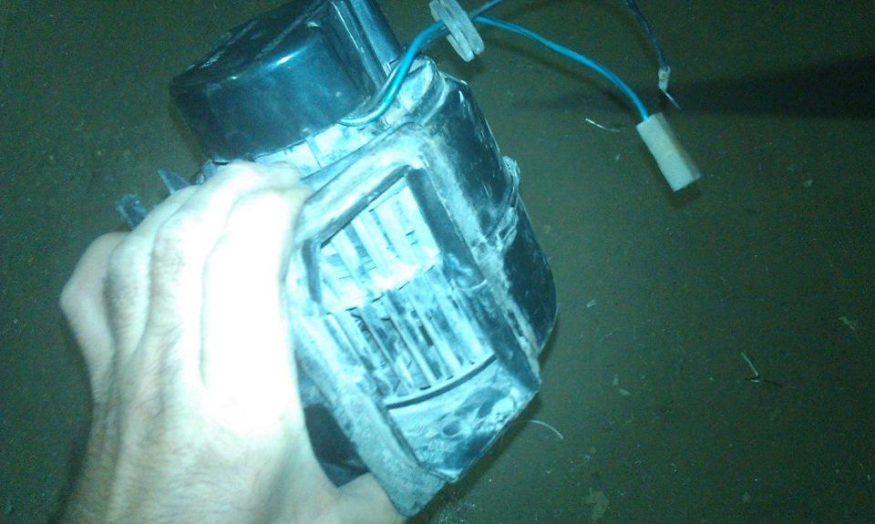 Ремонт вентилятора печки ваз 2104