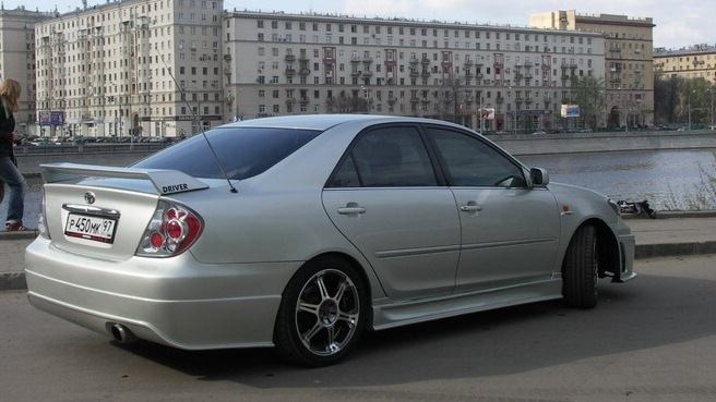 Тюнинг Toyota CAMRY 3 (35) 2 2-2 5 - Avtodubai ru