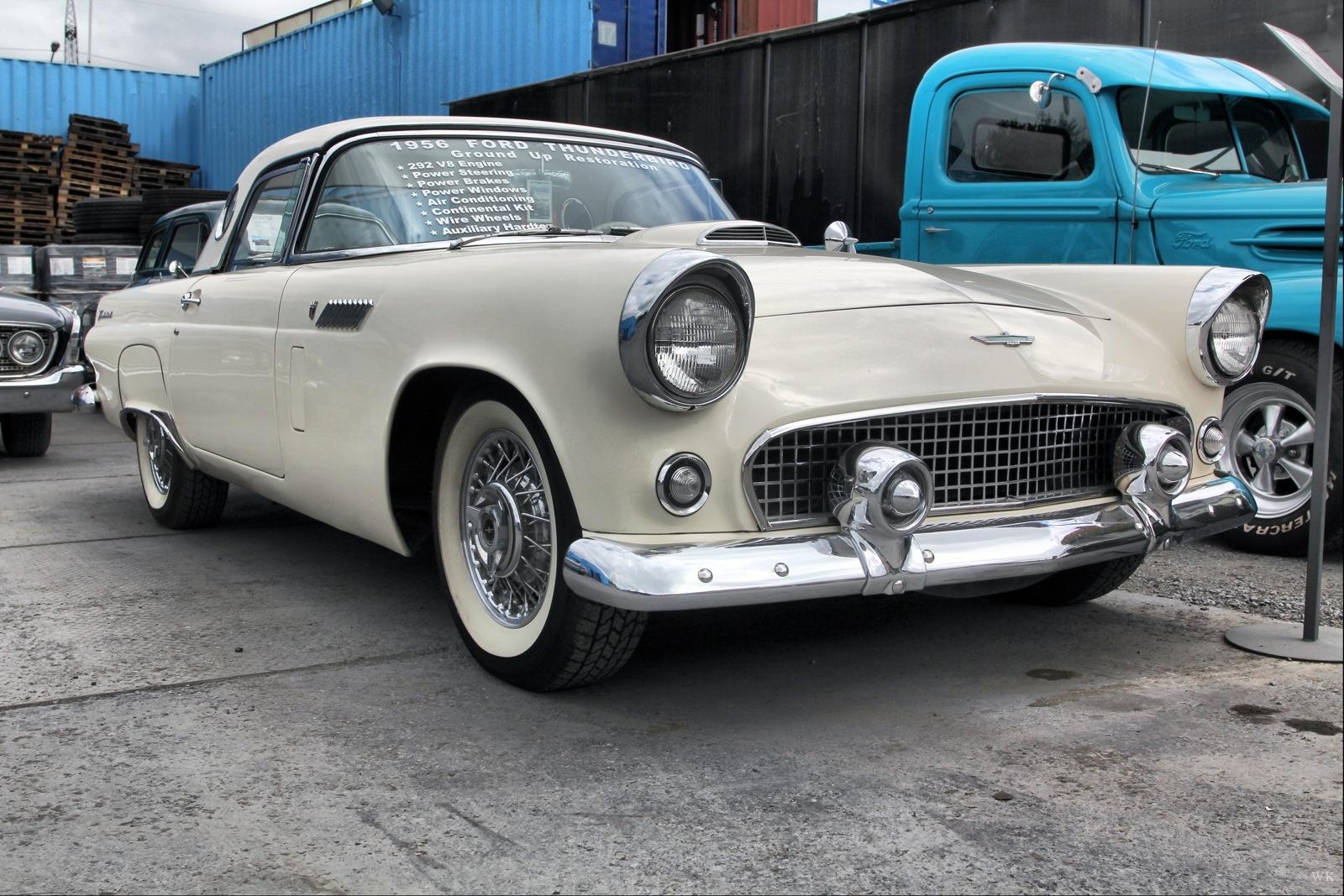 старые американские автомобили фото
