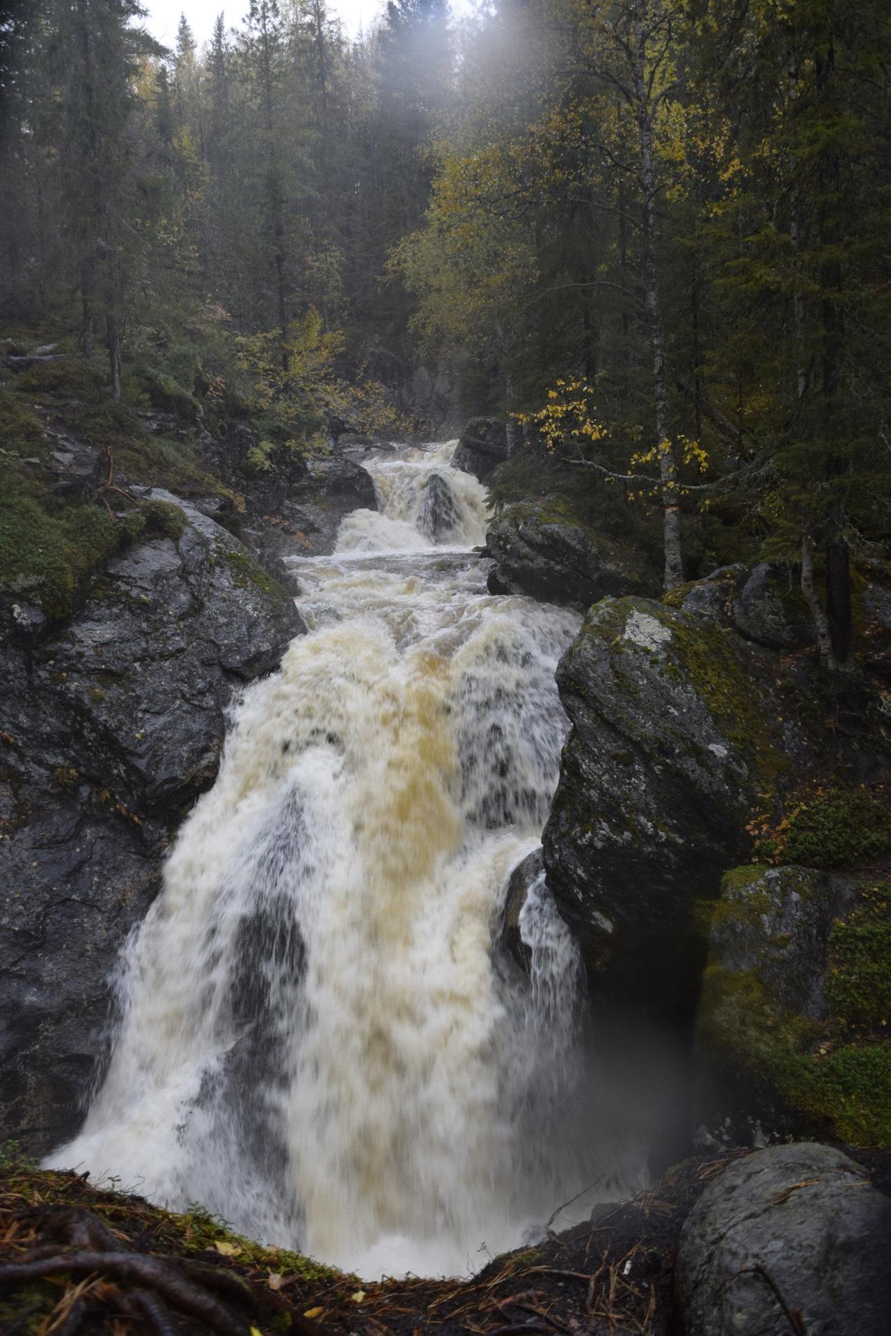 Жигаланские водопады карта фото
