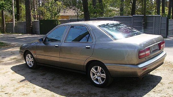 Lancia Kappa — Википедия