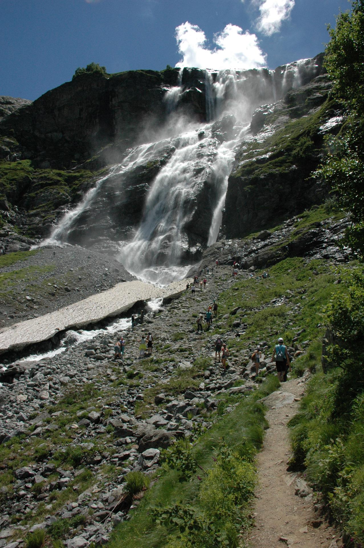 архыз софийские водопады как добраться фото рода норковую