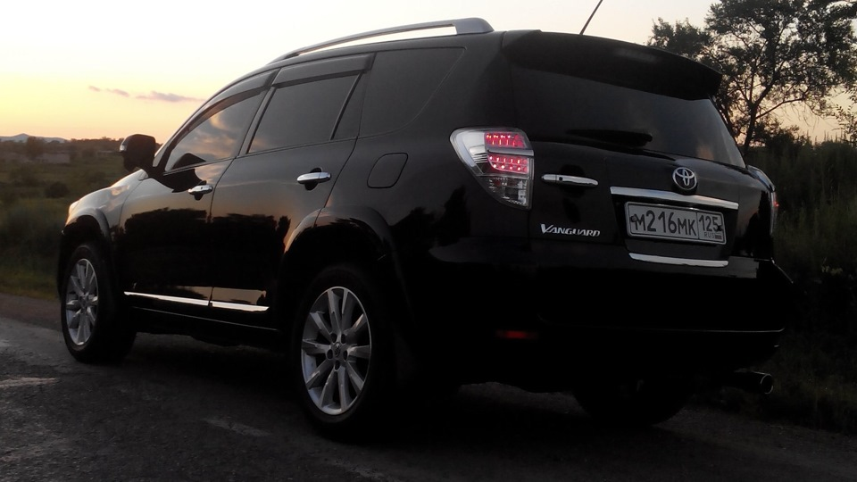 Toyota Vanguard 2012 Review >> Toyota Vanguard — owner review — DRIVE2