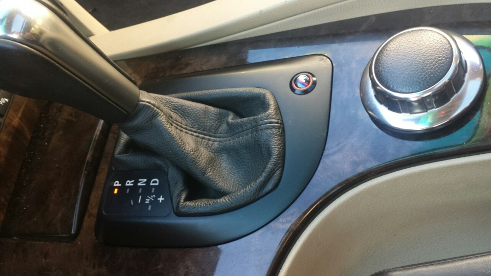 bmw 750i автоматически переключается в спорт режим