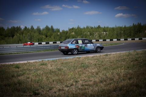 Казань Ринг - Гоночная команда ВАЗ Team - Lada