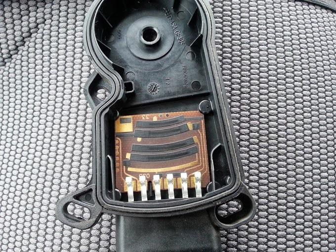Фото №11 - ВАЗ 2110 электронная педаль газа
