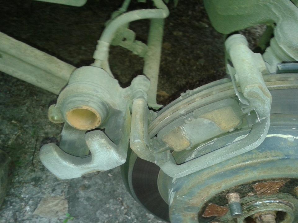 Замена тормозных колодок своими руками сузуки гранд витара 75