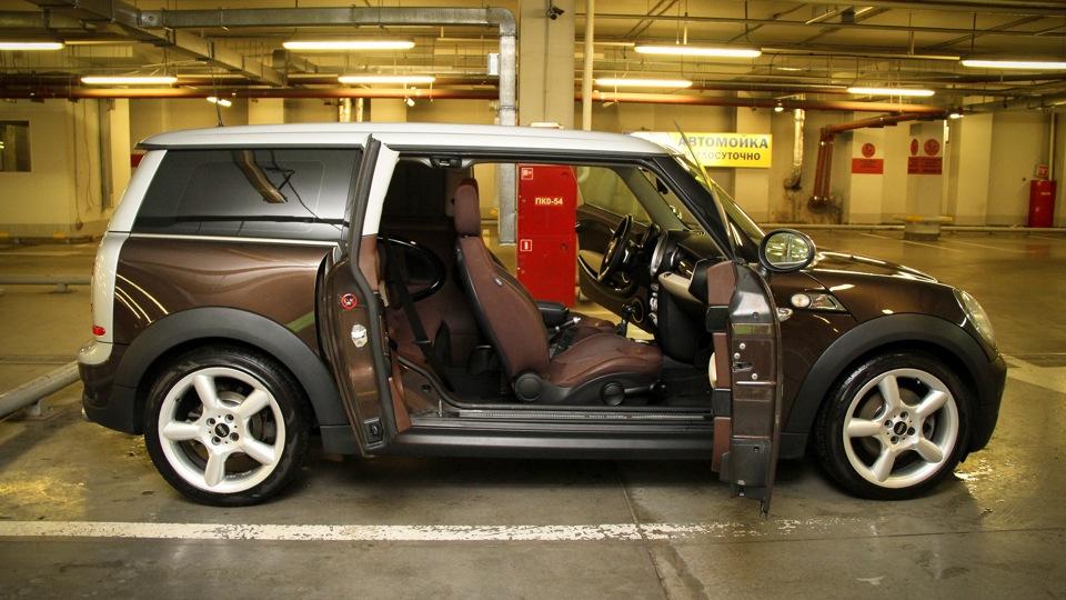 Mini Clubman S Drive2
