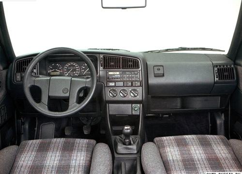 Volkswagen Passat B3 (1988-1993) технические ...