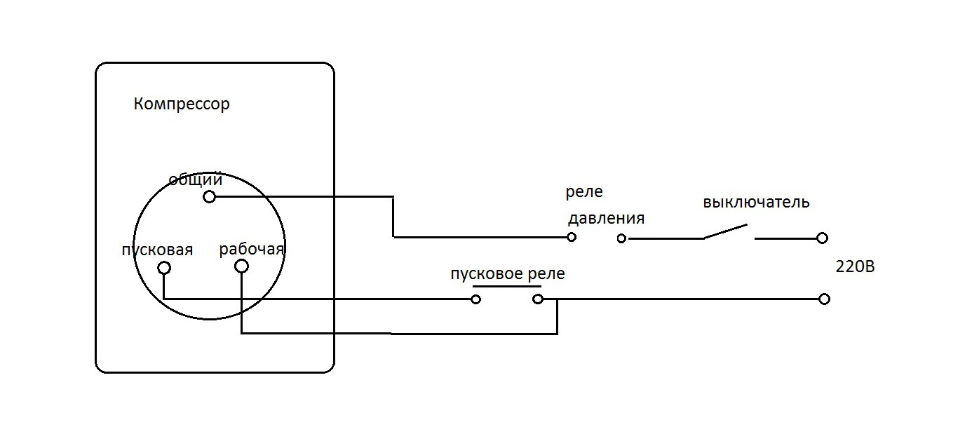 Схема компресора своими руками фото 124