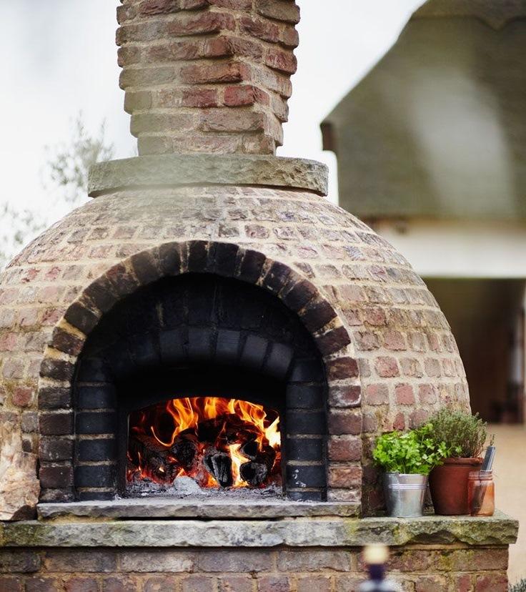 Садовая печь Pizza Oven