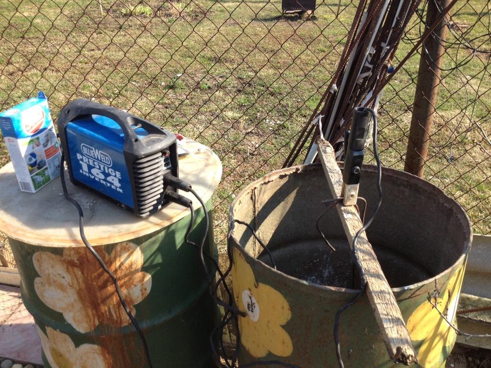 Электролиз сварочным аппаратом бензиновый генератор gesan 7000