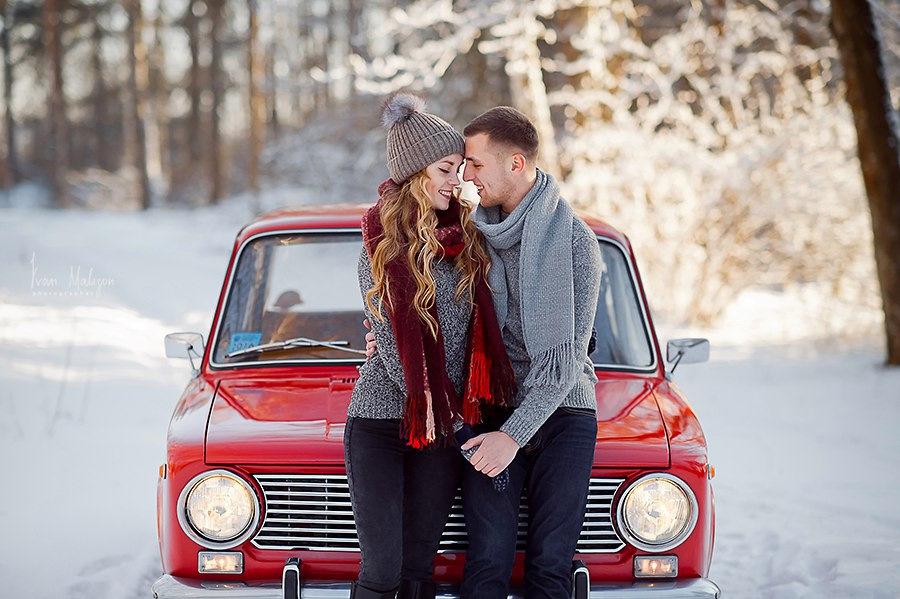 результаты исследований идеи для зимних фотографий на машине надо