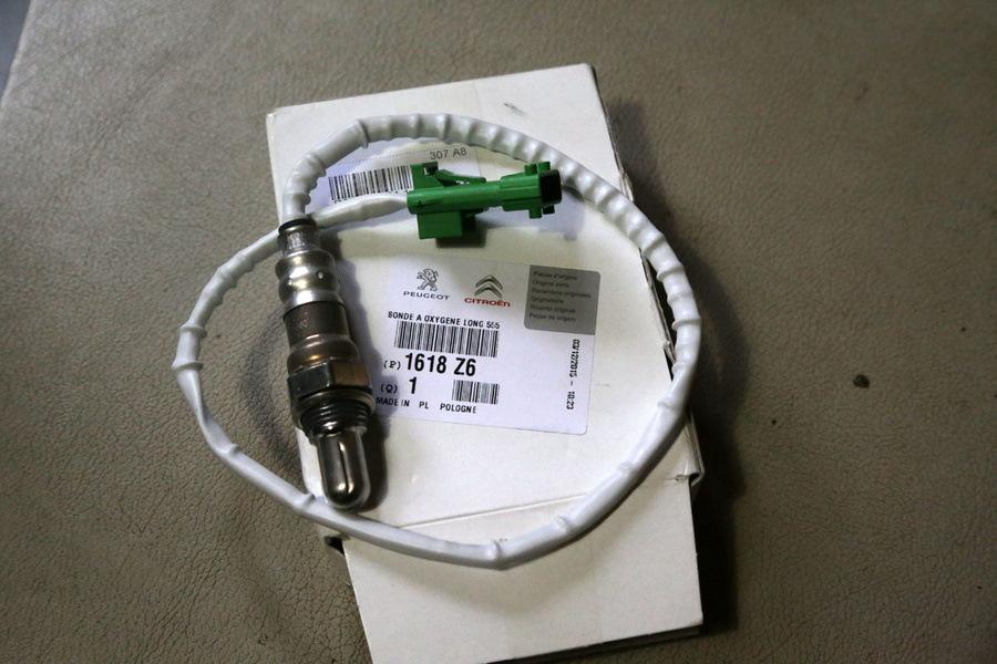 Замена датчика кислорода на ситроен с4 своими руками 42