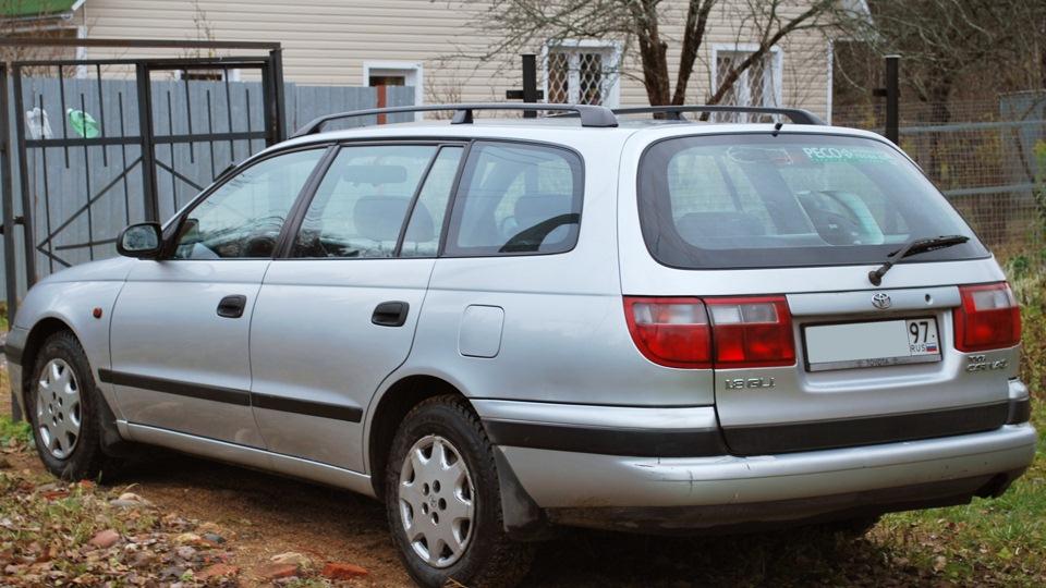 toyota carina e 1997 � о�з�в владел��а panzerman � drive2ru
