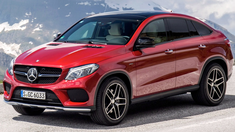 Gle Coupe For Sale >> Buy Mercedes Gle 43 Amg Coupe In City Of Arkadak Sale Of