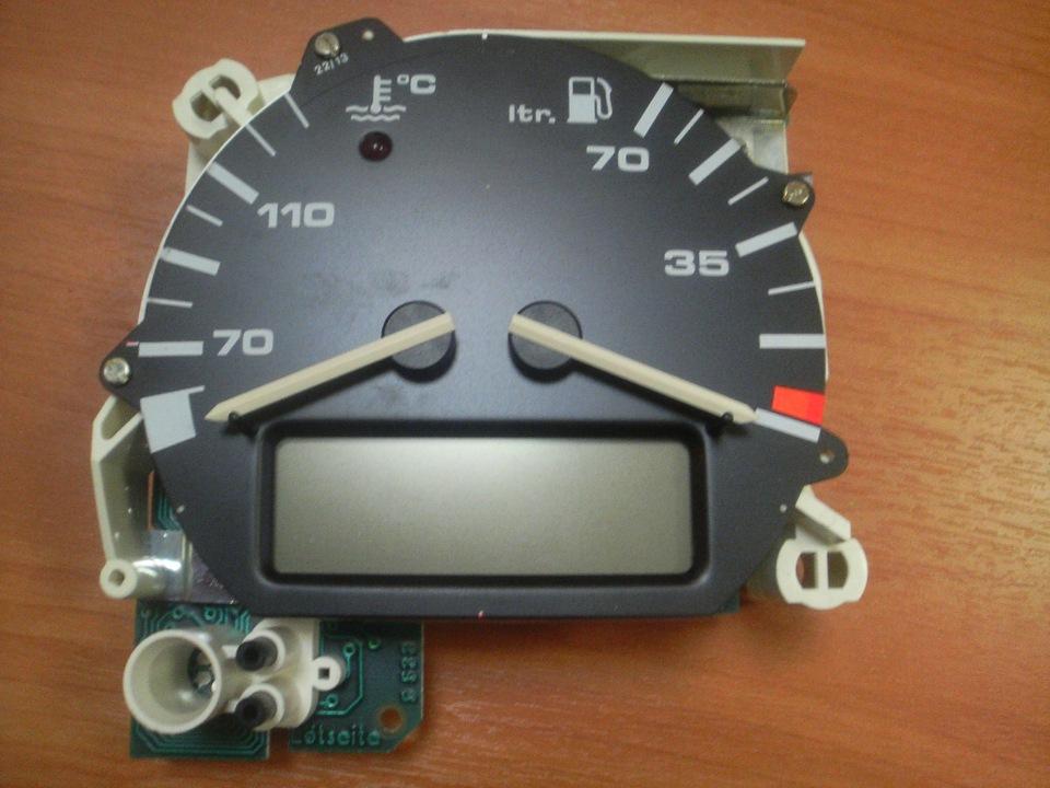 контрольная лампа уровня топлива фольксваген в3