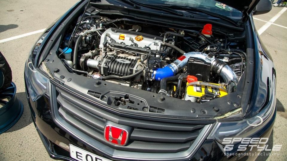 Машины Honda Accord 8th Generation K24 K20a Supercharger Jr