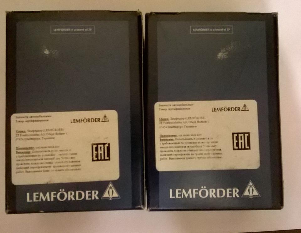 отзывы о lemforder