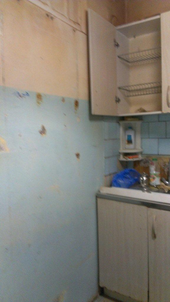 Как я сделал ремонт кухни фото