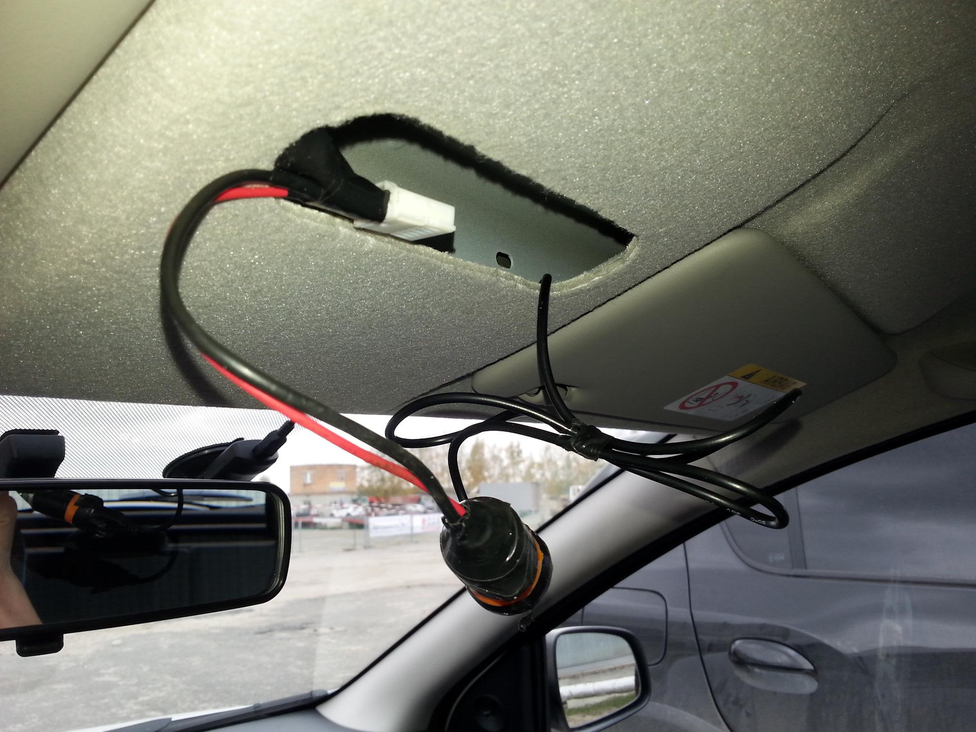 Как подключить регистратор к авто как распознать номер машины на камере видеонаблюдения