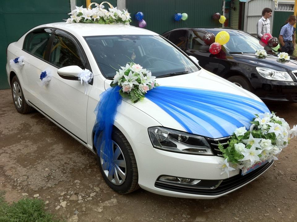 Фото свадьбы в машине
