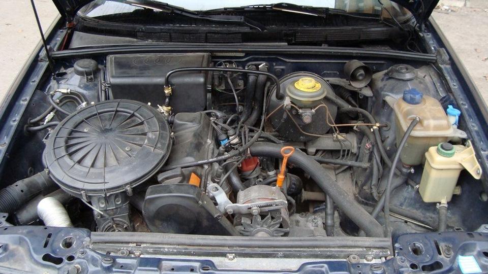 Audi 80 2.0 ABT Машина