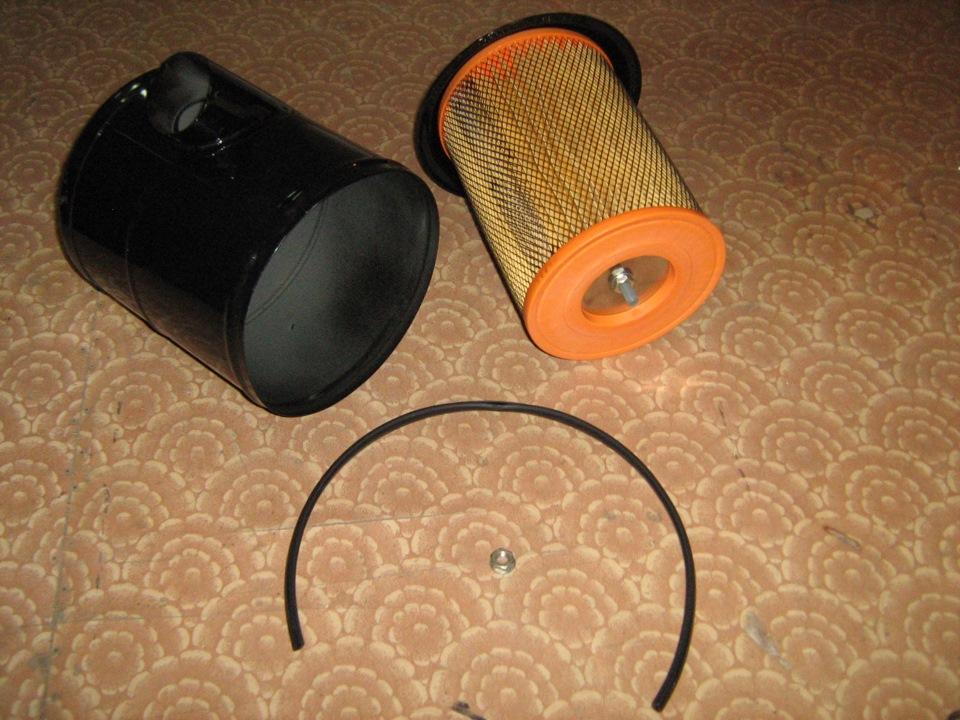 Восстановление воздушного фильтра