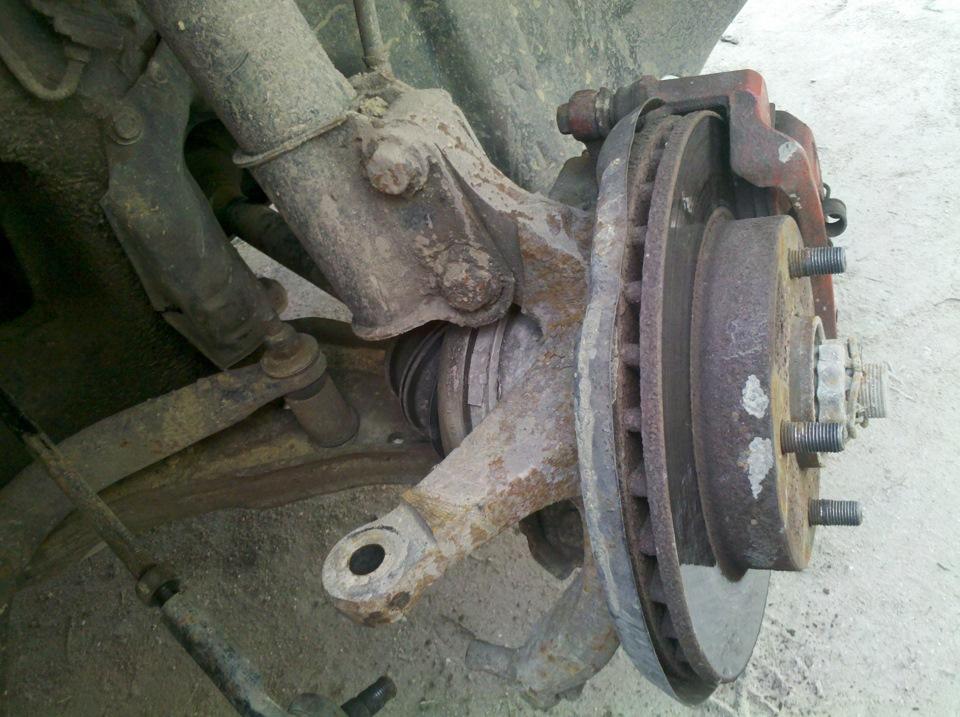 Фото №5 - замена пыльника рулевой рейки ВАЗ 2110