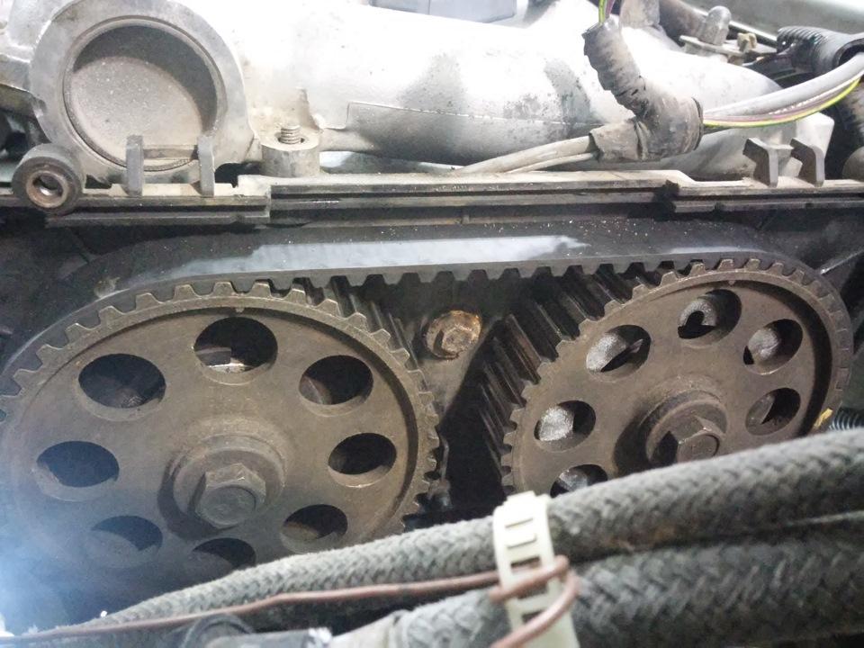 Фото №10 - ВАЗ 2110 16 клапанов двигатель 1 5 датчик детонации