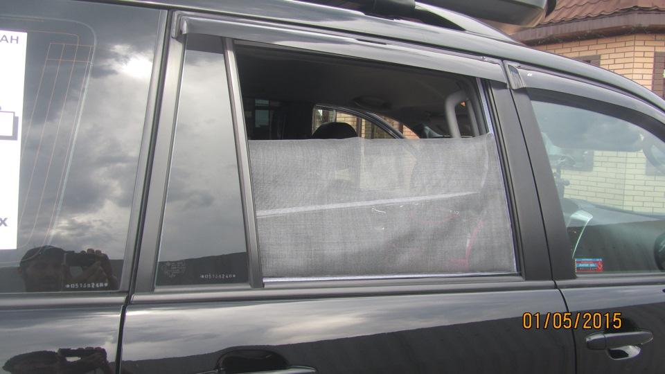 Москитная сетка своими руками на машину 91