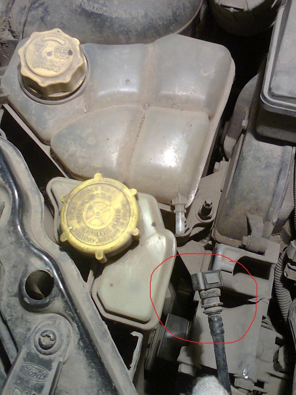 Расширительный бачок форд мондео 4 24 фотография