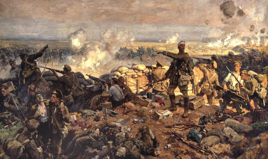 Первая мировая война картинки