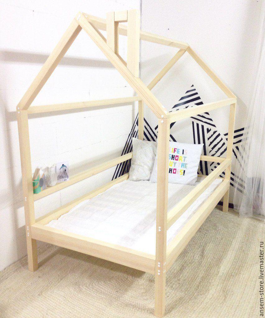 Чертёж детской кровати своими руками фото 630