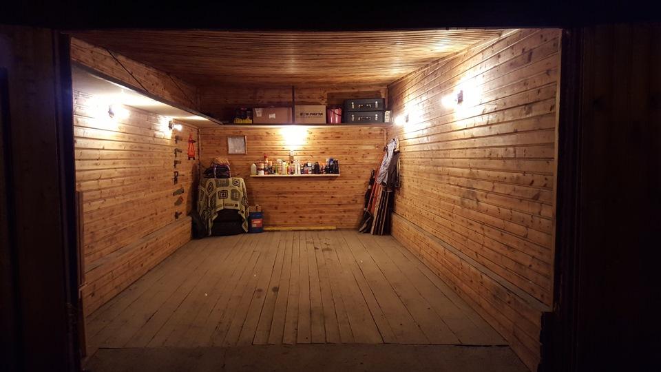 гараж для отдыха фото как