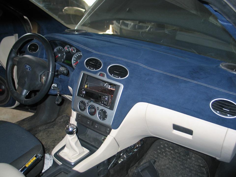 Тюнинг интерьера авто форд фокус2 рецепт приготовления запеченой с