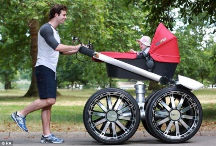 детская коляска skoda